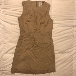 Gap • Tan Dress